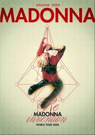 madonna reinvention tour dvd