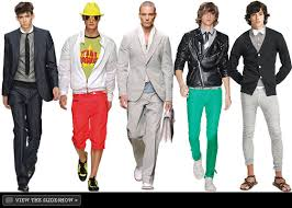 mens spring clothes