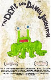 daniel johnston poster