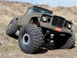 jeep fsj