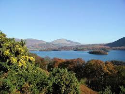 lake district scenery
