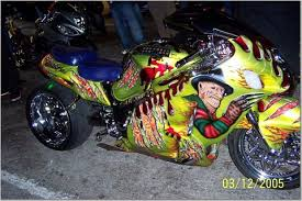 motorbike custom paint jobs