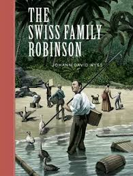 the swiss family robinson book
