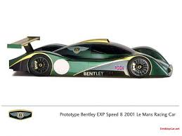 bentley racing car