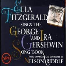 Ella Fitzgerald - Sings The Gershwin Songbook (disc 1)