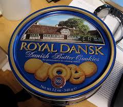dansk cookies