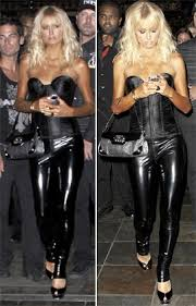celeb leather