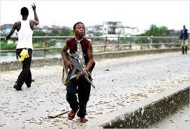 children soldiers africa