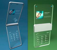 glass cell phone