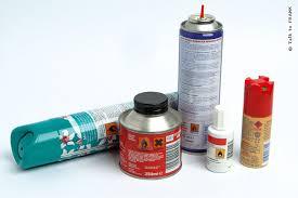 inhaling solvents