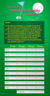 scorecard golf