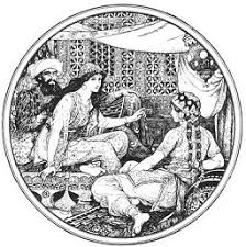 arabian nights illustrations