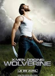 hugh jackman wolverine poster