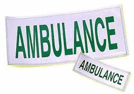 ambulance badge