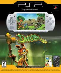 playstation portable daxter