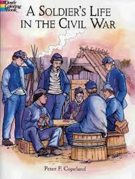 civil war soldiers life