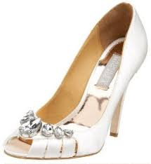 bridal shoes 2009
