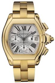 cartier gold watches