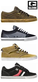 new globe shoes