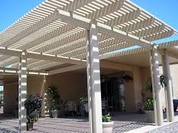 patio lattice