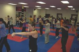 aerobic kick boxing