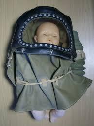baby gas masks