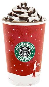 hot chocolate starbucks