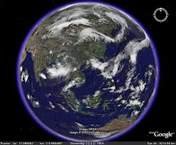 google earth live view