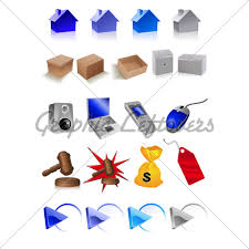 icons clip art