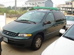 97 plymouth voyager