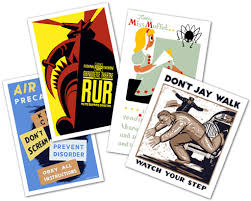 1930s posters