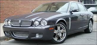 jaguar xjr supercharged