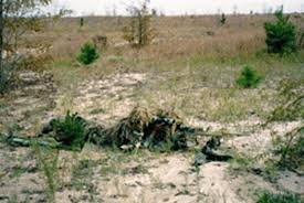 ghillie suit snipers
