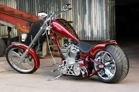 custom harley choppers
