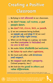 positive classrooms