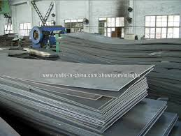 rolled plate