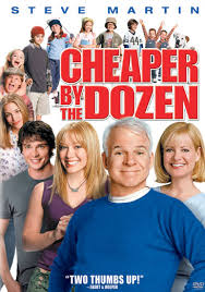 cheaper by the dozen video