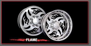 24 dually wheels