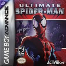 ultimate spiderman gameboy