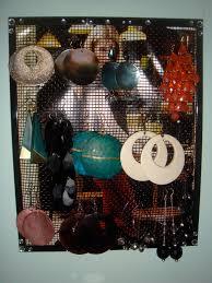 earring holder ideas