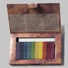 crayon pastel
