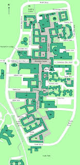 lancaster university map