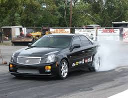 cadillac cts v supercharged