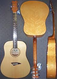 maple acoustic guitars