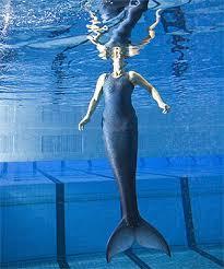 mermaid suit