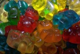 trolli gummi bears