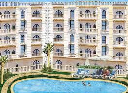 egyptian apartments