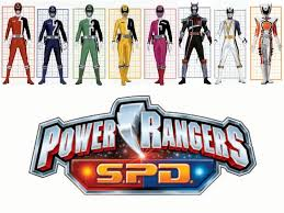 power ranger s pd