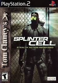 playstation 2 splinter cell