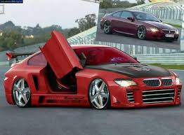 bmw tuning cars